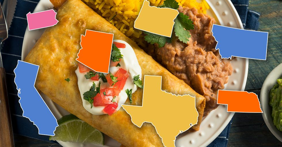 The Best Fast Food Specialties in Each of the 50 States
