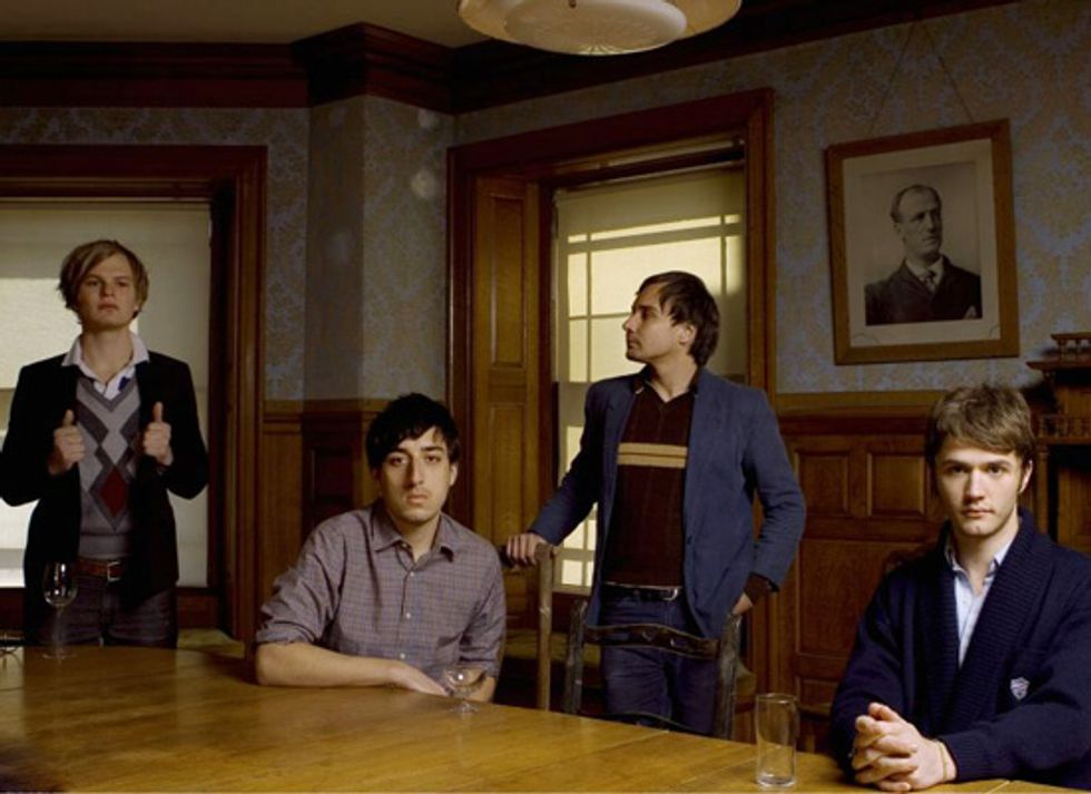 Eight Items or Less: Grizzly Bear Moves on Up and Posterchild Has a Green Thumb