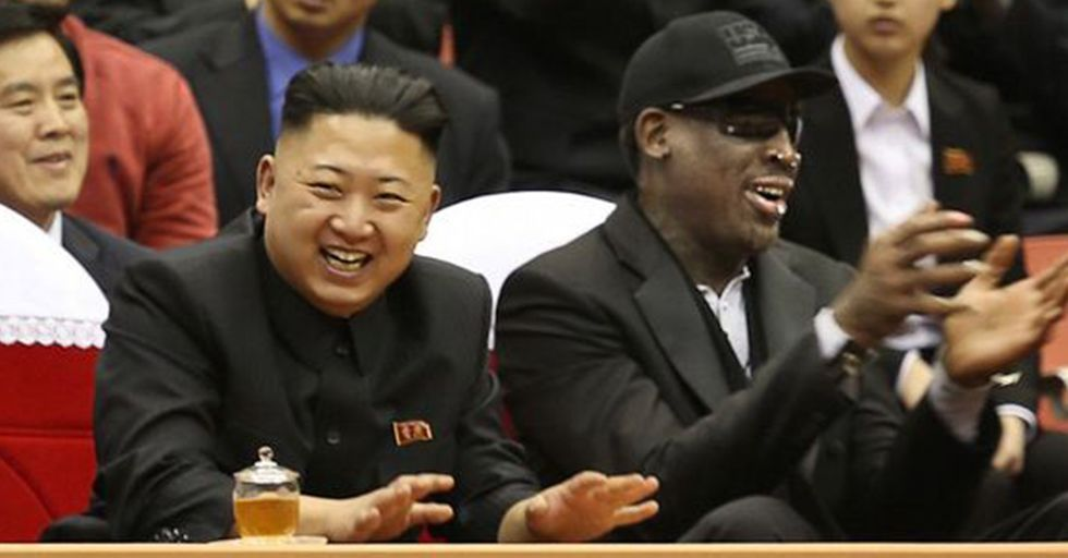 8 Celebrities Who Have Forged Unlikely Friendships With Infamous Dictators