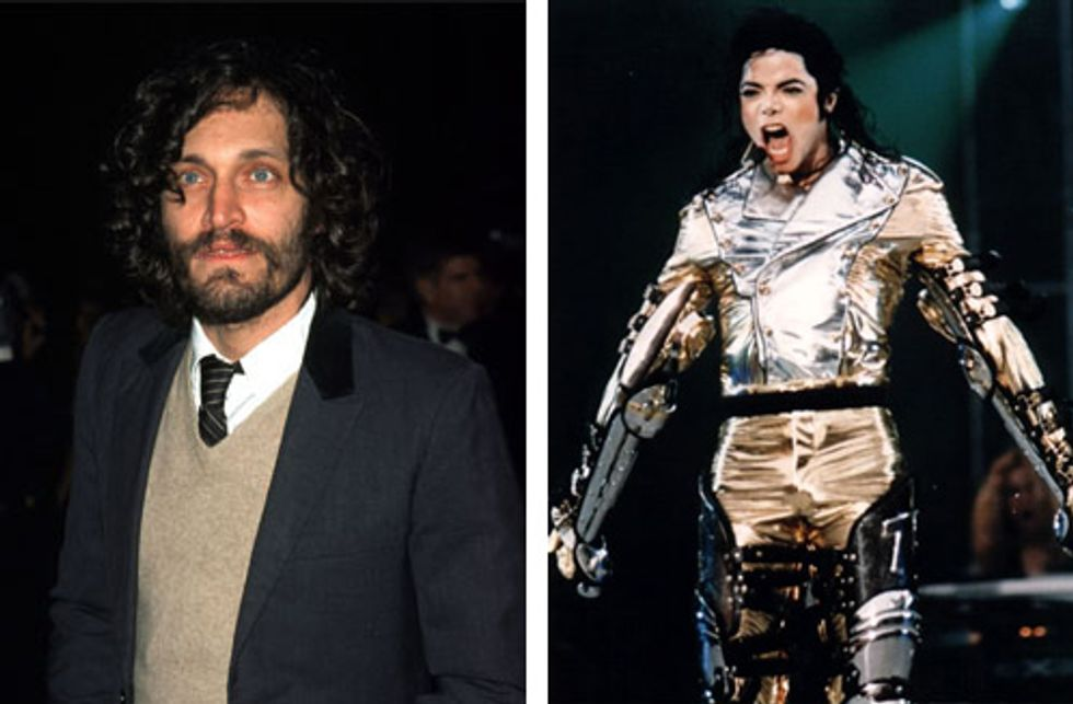 Eight Items or Less: Vincent Gallo Loses a Musician and Michael Jackson Has a 13 Minute Act