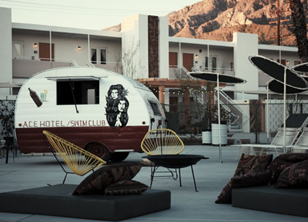Bargain Alert: The Ace Hotel Palm Springs