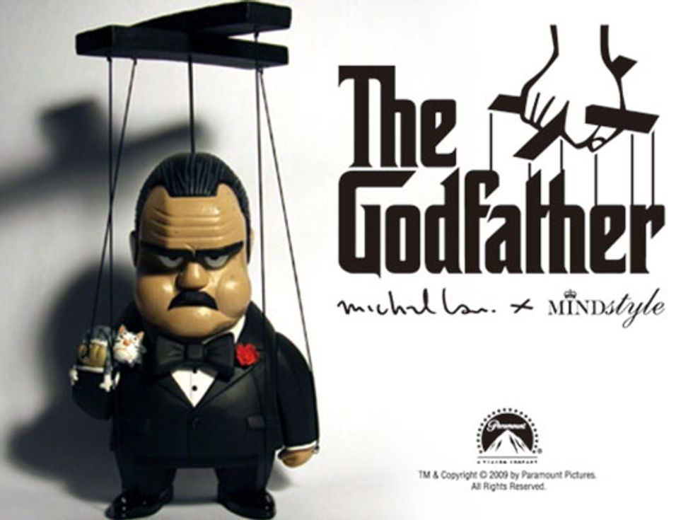 "Eight Items or Less: Ghostly International Turns Ten & MINDstyle Releases ""The Godfather"""