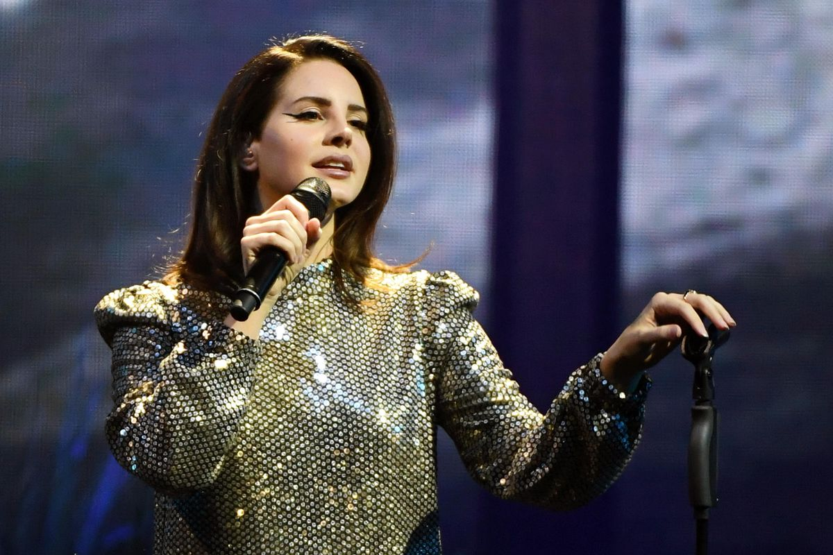 Lana Del Rey Fractured Her Arm While Skating
