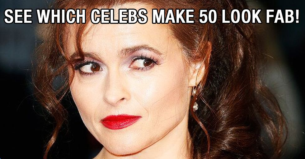 The Surprising Celebrities That Are Actually Turning 50 This Year