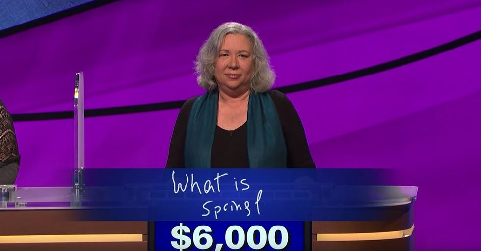 Cocky Jeopardy Players Make History With Epic Three-Way Loss