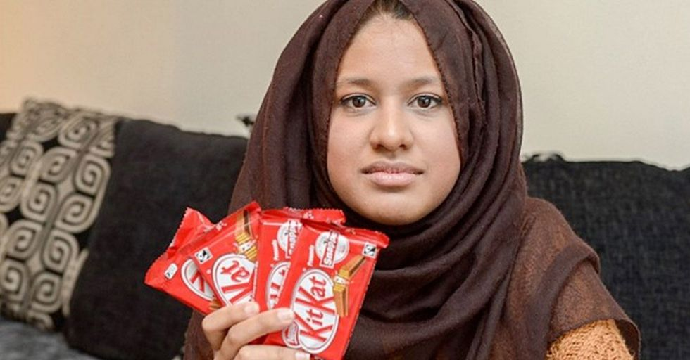 She Found a Defective Kit Kat. Now Look What She's Demanding From Nestle