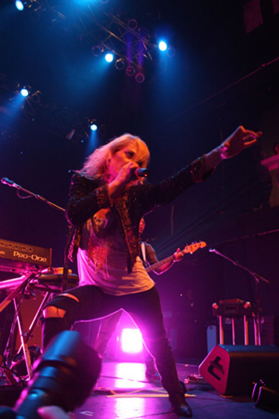 Metric Mesmerizes at Terminal 5