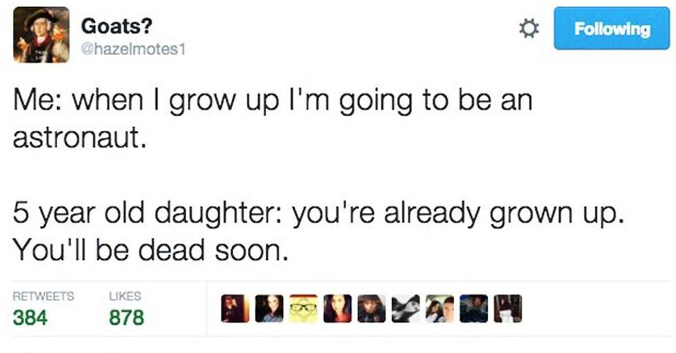 Hilarious Tweets That Sum Up EXACTLY What All Parents Are Thinking