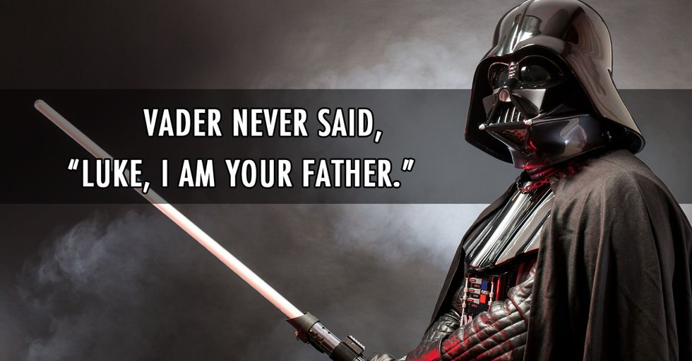 30 Famous Quotes You Don't Actually Know