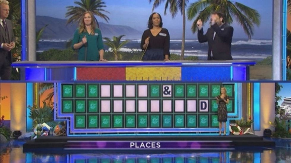 This Guy Killed It On 'Wheel of Fortune' By Solving a ...