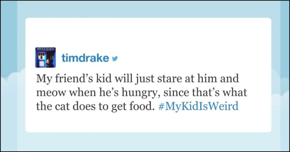 Jimmy Fallon Reading These Hilarious #MyKidIsWeirdTweets Prove That All Kids Are Weird