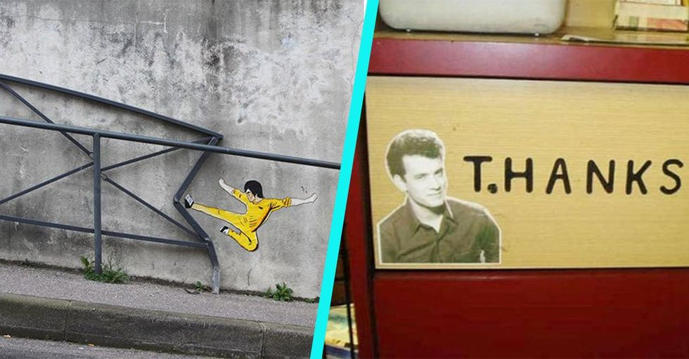 35 Awesome Examples of Smartass Vandalism