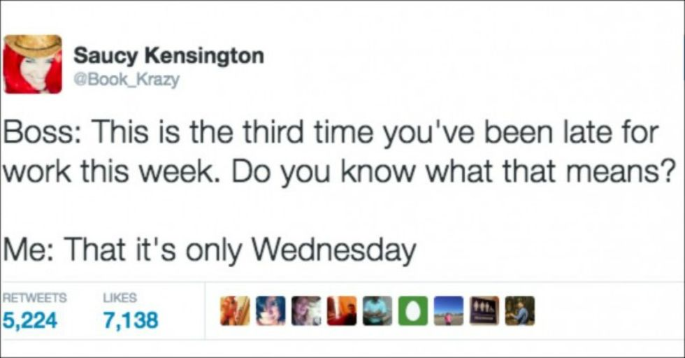 35 Hilarious Tweets About Work That Are WAY Too Real