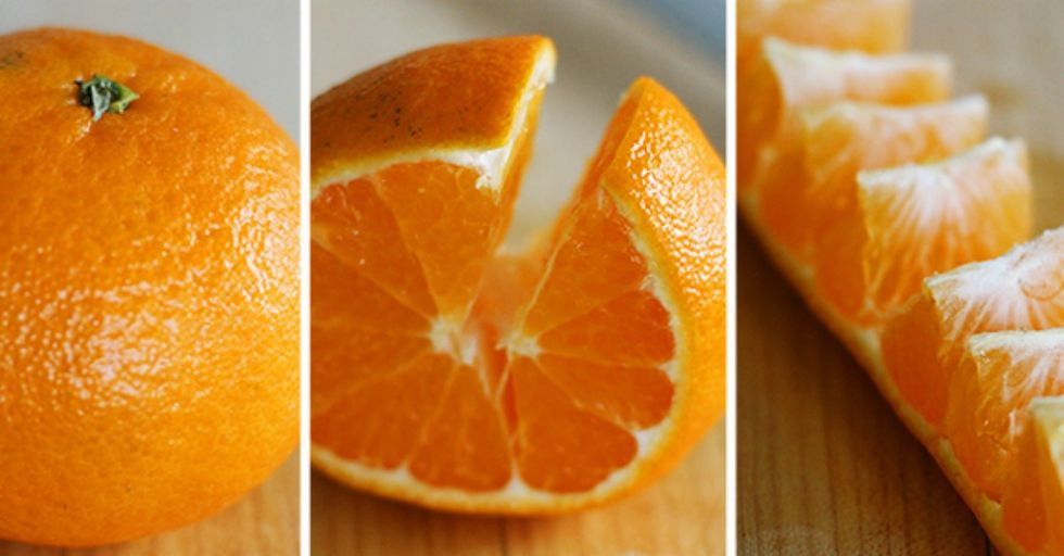 You've Been Peeling Oranges the Wrong Way Your Whole Life