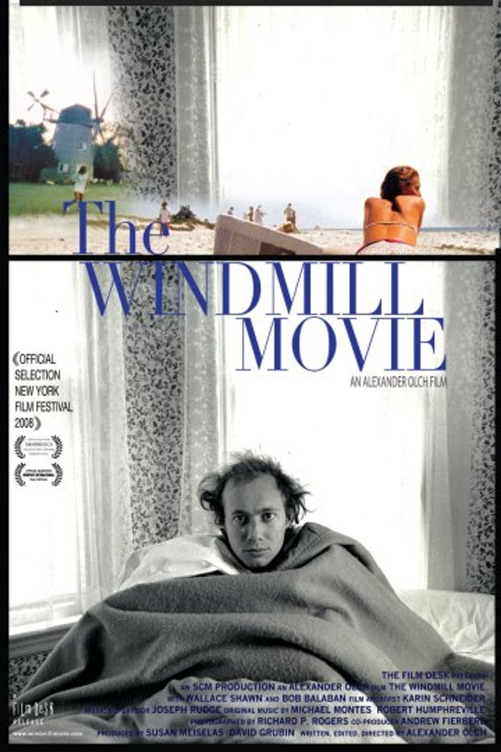 Alexander Olch's The Windmill Movie