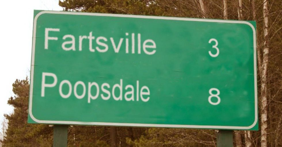 30 Places With Names So Strange, You'll Think We're Making Them Up