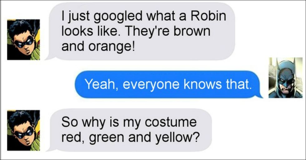 Would You Give Deadpool YOUR Phone Number? Check Out These Hilarious 'Texts From Superheroes'