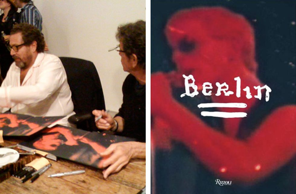 About Last Night... BERLIN Book Signing at Steven Kasher Gallery