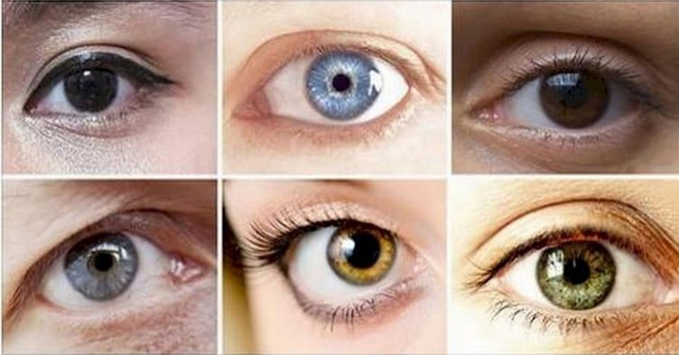 Here's What the Shape of Your Eyes Can Say About Your Personality