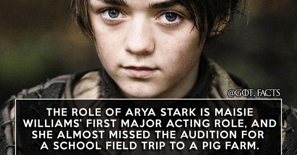 76 Mindblowing 'Game of Thrones' Facts That Will Make You Appreciate the Show On a Whole New Level