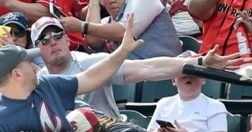 Dads Save the Day Like Superheroes In These 20 Amazing GIFs