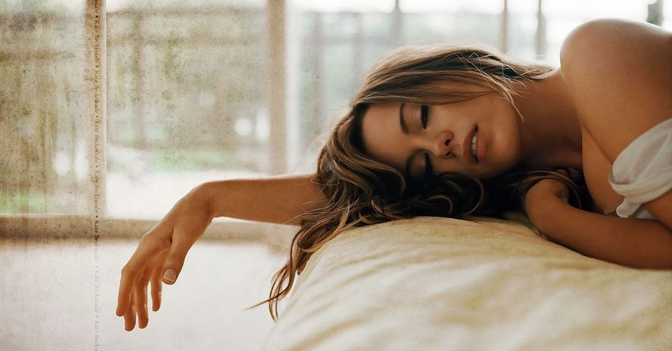 You've Been Sleeping the Wrong Way, According To Recent Scientific Studies