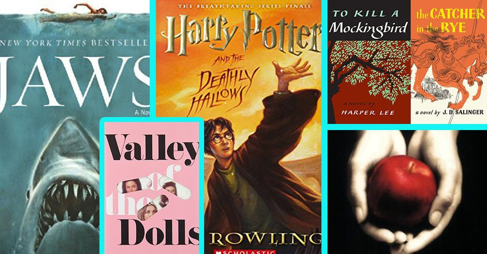 Here Is The Most Popular Book From the Year You Were Born