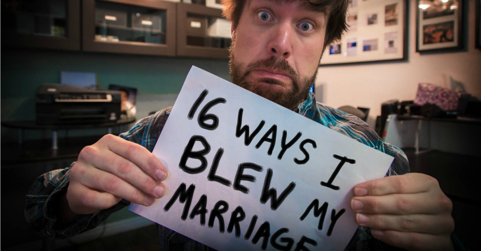 16 Ways To Completely Ruin Your Marriage