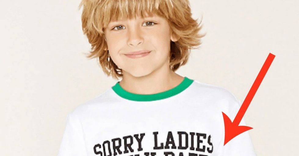 Forever 21 Pulls 'Completely Inappropriate' Boys' Tees After Customer Complaints