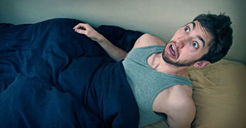 This Is Why Your Body Jerks Suddenly When You're Starting To Fall Asleep