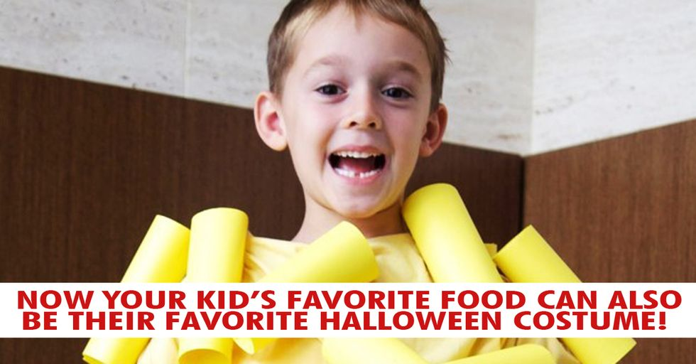 39 Costumes For Kids That Are So Creative and Simple It's Scary