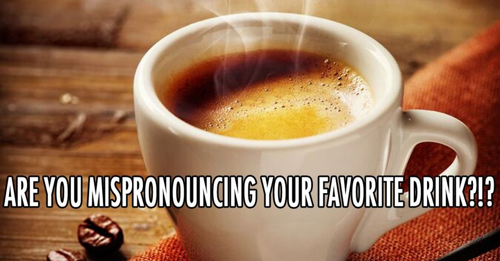 30 Food Words You're Definitely Saying Wrong