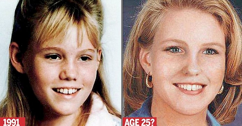 Jaycee Dugard Was Kidnapped For 18 Years and Here's What She Looked Like After Her Rescue