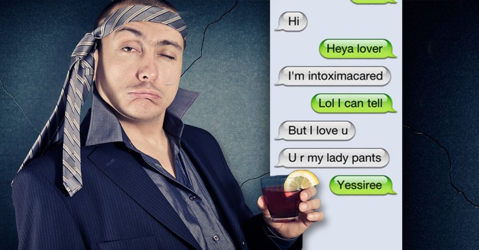 The 29 Funniest Drunk Texts EVER