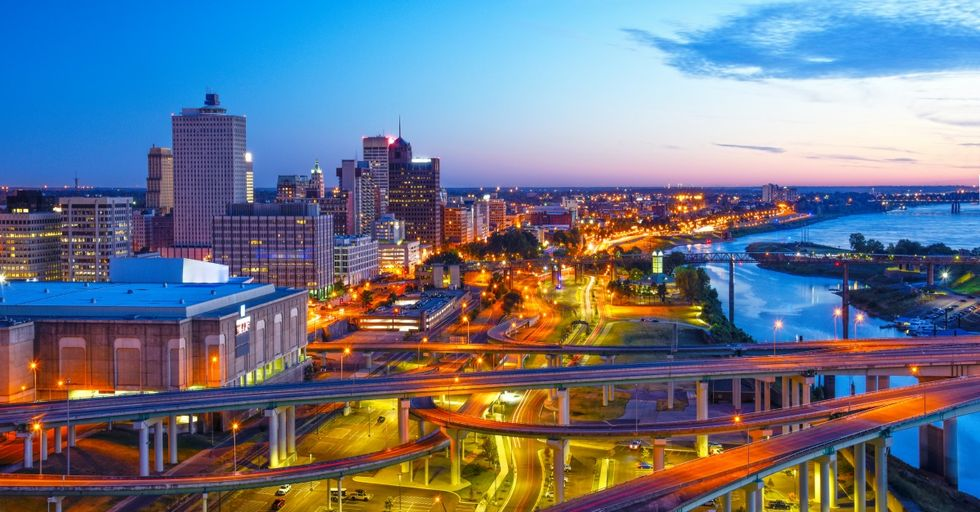 The 20 Most Dangerous Cities In the United States