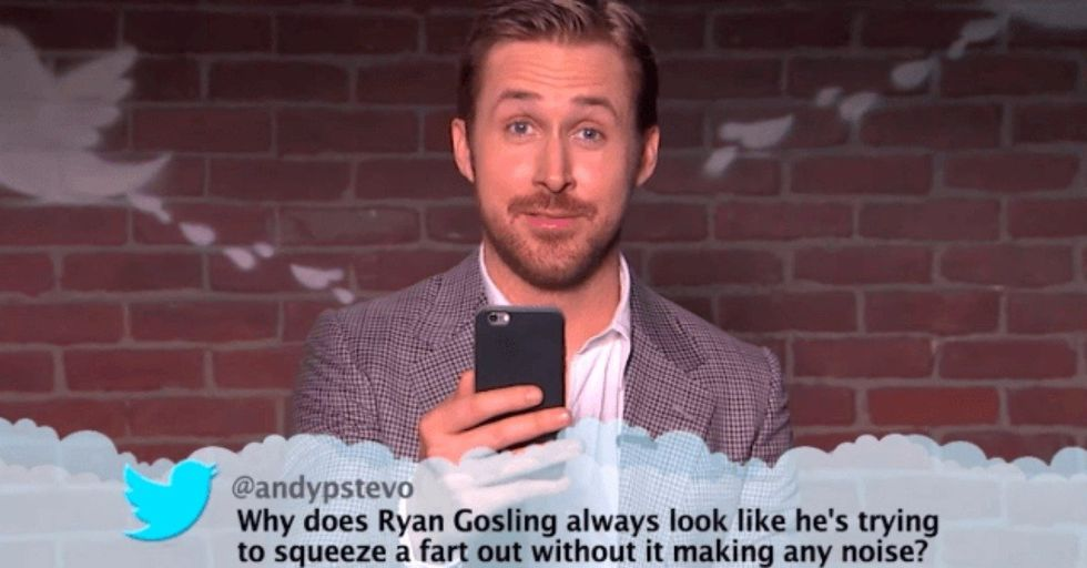 This Is DEFINITELY the Best Round of 'Celebrities Reading Mean Tweets' Yet