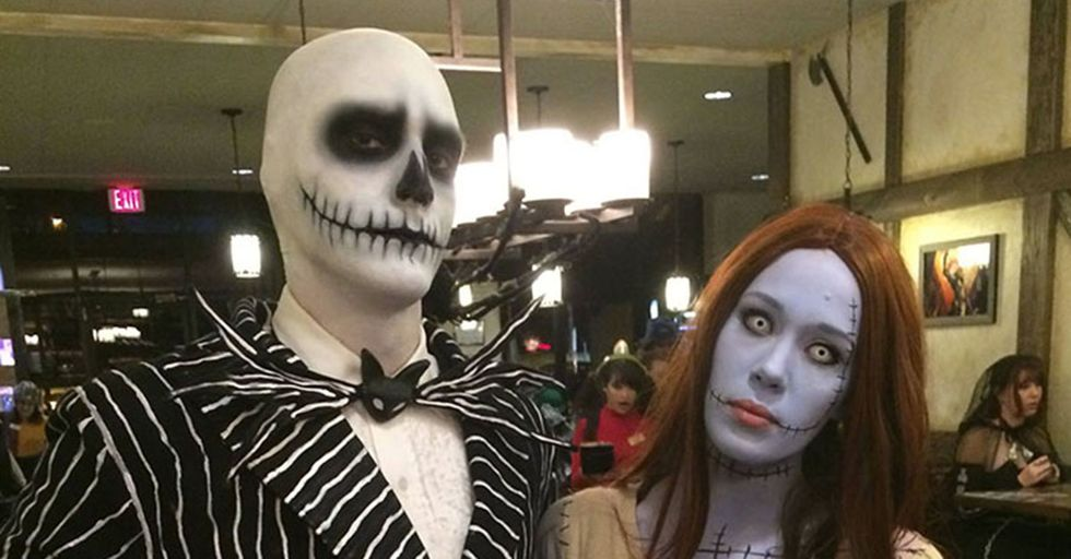 The 60 Most Clever Halloween Costumes You'll Ever See