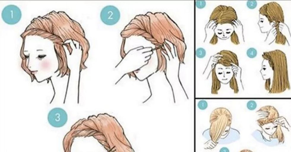 16 Hairstyling Hacks That You'll Actually Want To Use