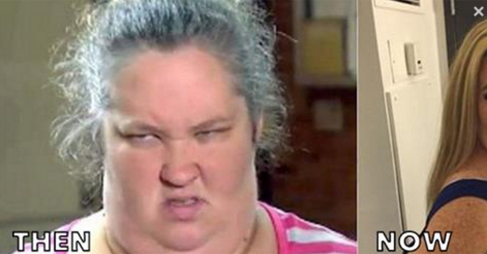 Reality TV Star Mama June From 'Honey Boo Boo' Looks Completely Different After Her Weight Loss