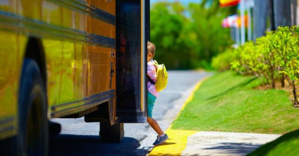 People Are Arguing That School Hours Don't Make Sense For Working Parents