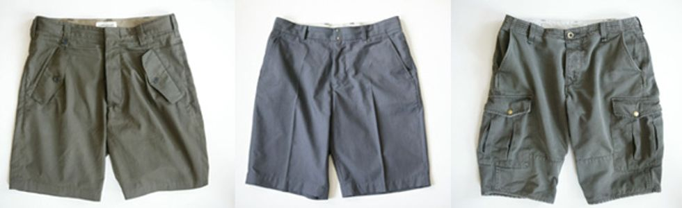 Gentleman of Leisure: Summer of the Shorts