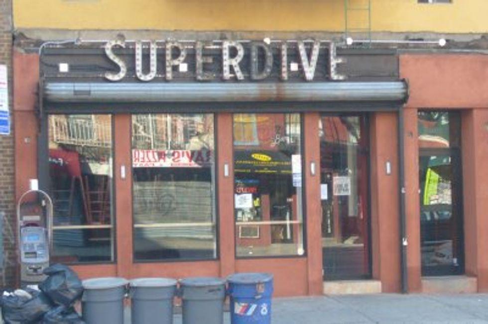 Bar of the Week: Superdive