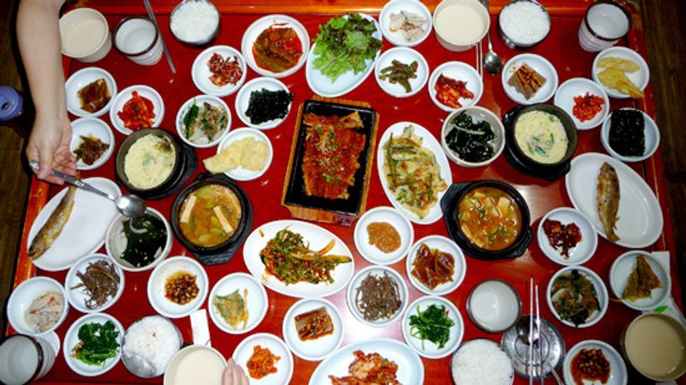 Eating My Way Through Korea and Japan