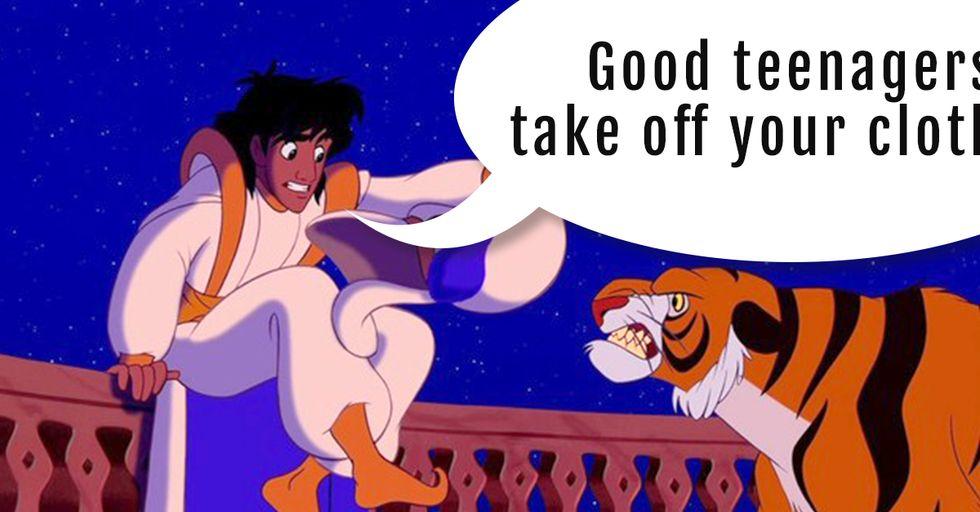 26 Deep Dark 'Aladdin' Disney Secrets You Never Saw Coming