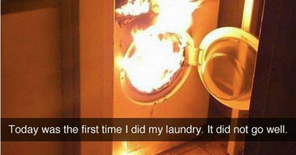 30 Hilarious Snapchat Fails That Prove Your Day Could Be Much, Much Worse