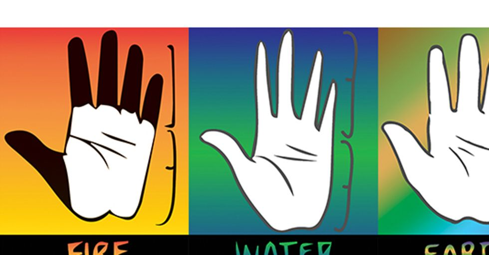 Learn What the Shape of Your Hand Says About Your Personality