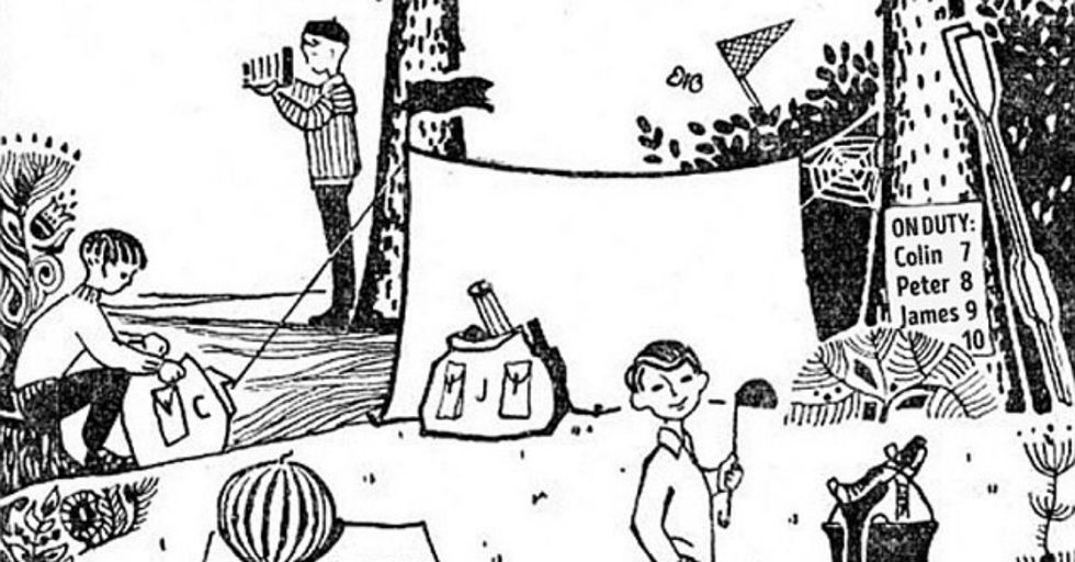 This Campsite Riddle Has the Internet COMPLETELY Stumped