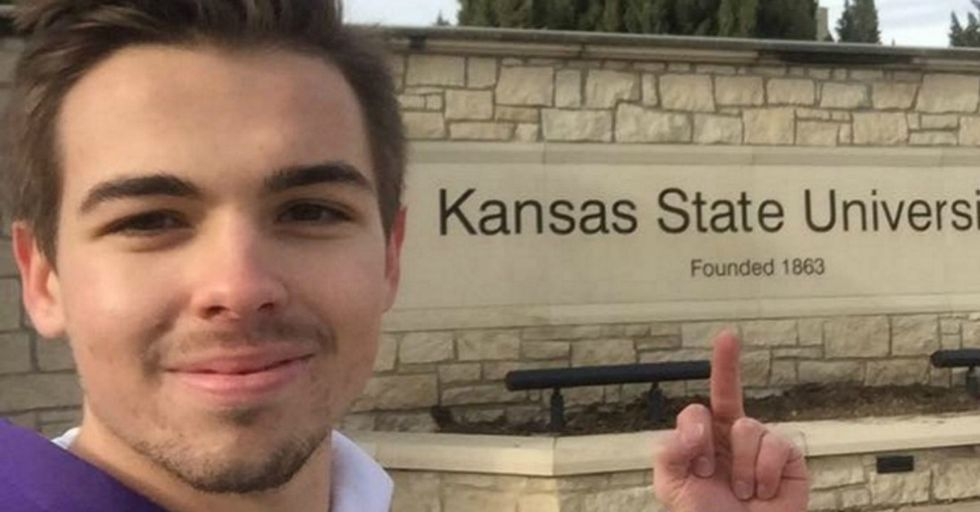 Student Gets 4.0 Then Drops Out of College With Epic Facebook Rant