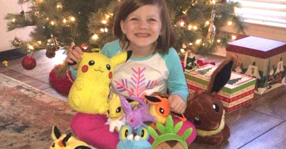 Brilliant 6-Year-Old Uses Sleeping Mom's Thumbprint To Buy $250 of Pokémon Toys