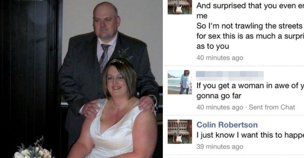 This 'Perfect' Marriage Turned Bad When a Wife Found These Facebook Messages